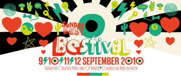 The Prodigy to headline Sunday night at Bestival, plus The Wailers, Wild Beasts, Zane Lowe, Howard Jones and more