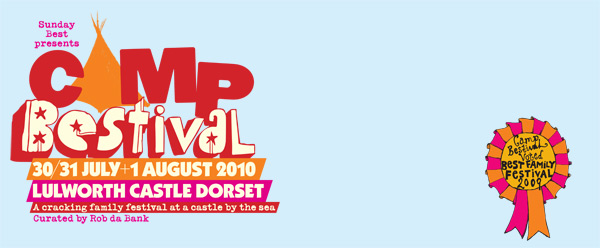 Camp Bestival says hello to The Gruffalo, plus more Live Acts and DJs